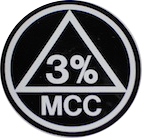 Three Percenters MCC